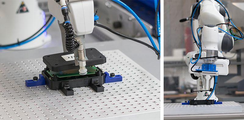 Британски изследователи създадоха индустриален робот, който може да взима решения