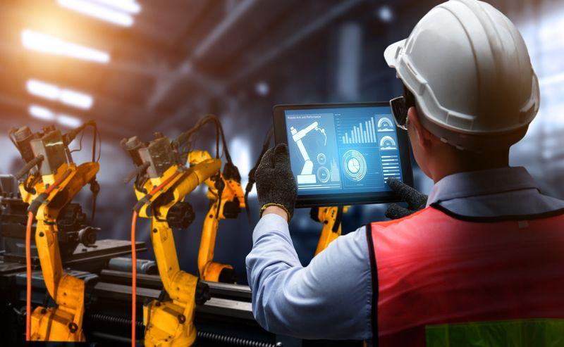 Frost & Sullivan прогнозира рязко увеличение на търсенето на индустриални роботи