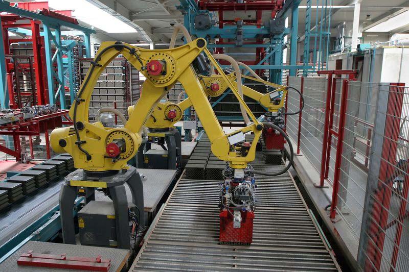 Възходът на роботите като услуга