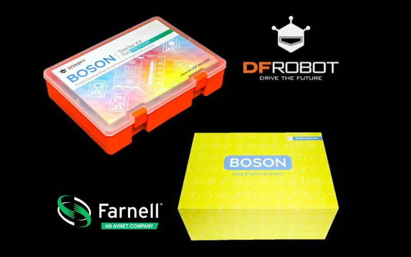 Образователни комплекти за роботика на DFRobot