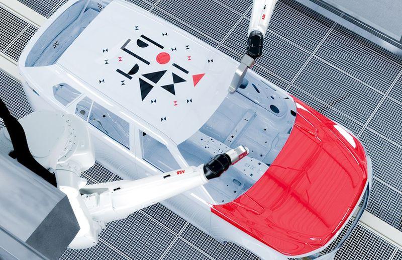 Технологията PixelPaint на <strong>ABB</strong> бе отличена с наградата за иновации в роботиката IERA 2021