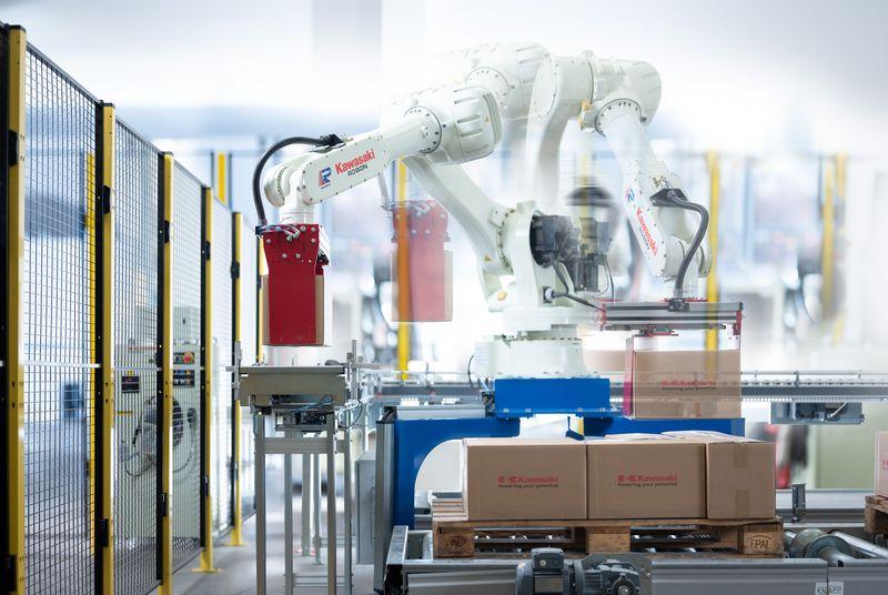Kawasaki Robotics – японският лидер в областта на роботизацията